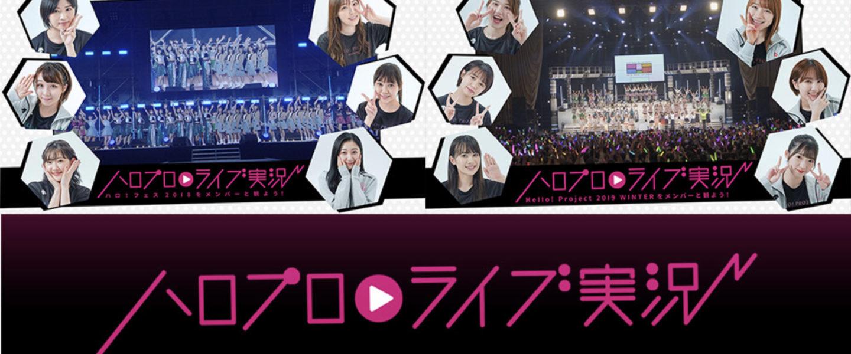 ハロプロメンバーによるコンサート映像観賞会を観るぞ!