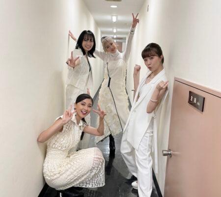【Berryz工房】4人にアイタイ指数上昇中
